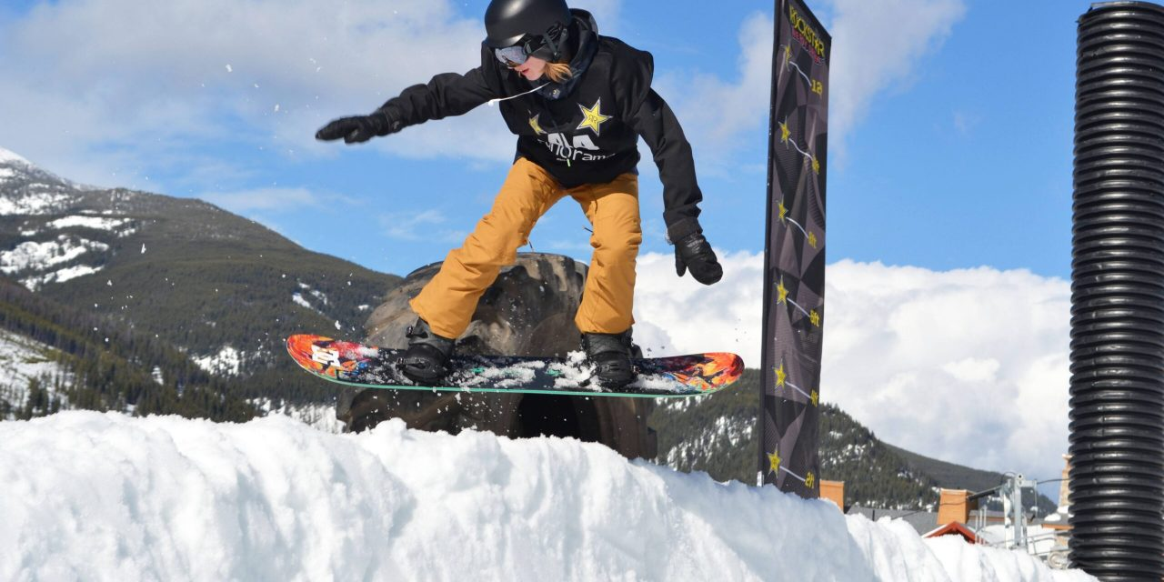 Easy Rider Snowboard Cup Celebrates 30 years
