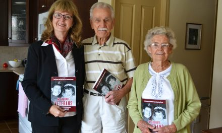 Nine local veterans featured in Florences new book