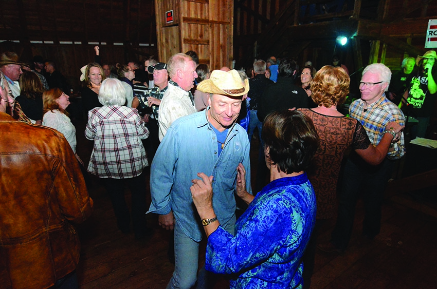 Get down at the 4th Butterfly Barn Dance