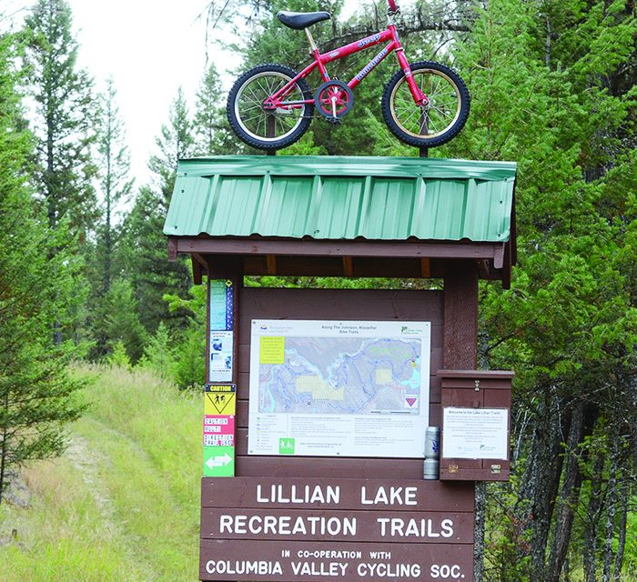 Cycling Club seeing the benefits of trail additions