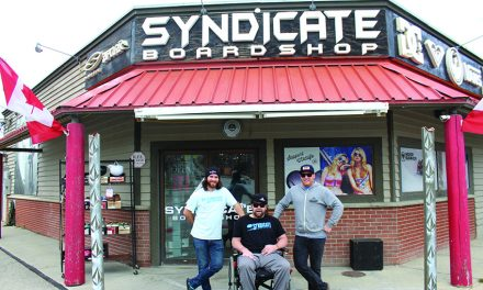 Celebrate 18 years with Syndicate Boardshop