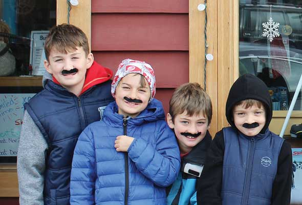 Movember Misters
