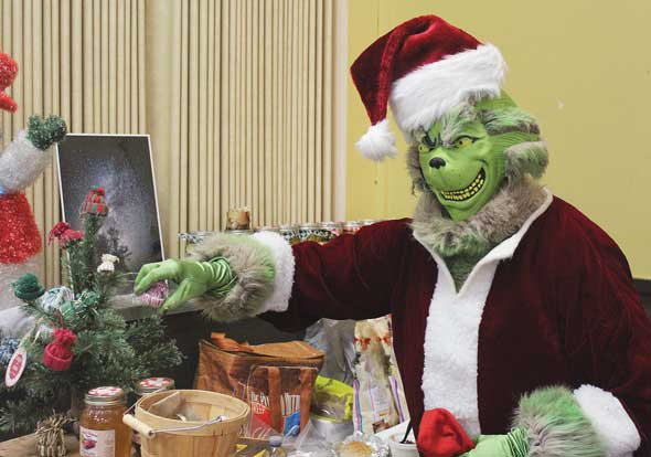 The Grinch Steals the Show