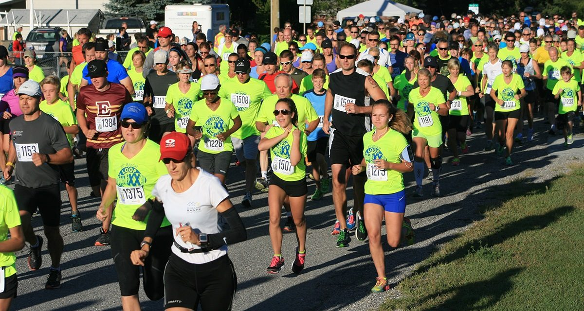 Get ready for the 21st annual Loop the Lake