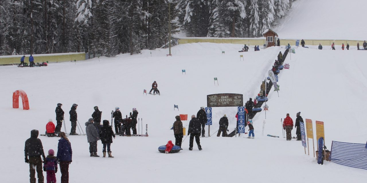 Locals can enjoy day of leisure at Fairmont ski area