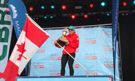 Cassidy Gray recognized as top Canadian Competitor