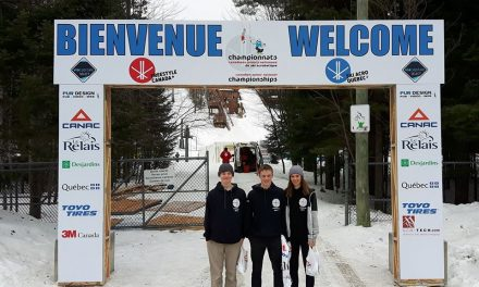 Local Freeride Club sends three athletes to Jr. Nationals