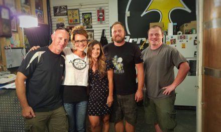 Weekend Getaways TV show features the Columbia Valley