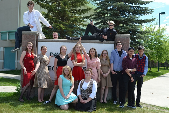 """DTSS production of """"Spy School"""" takes to the stage"""