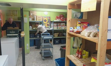 Local Food Bank gears up