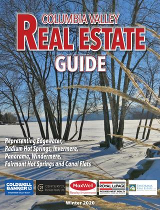 Columbia Valley Real Estate Guide – Winter 2020