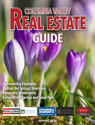 Columbia Valley Real Estate Guide – Spring 2019