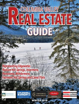 Columbia Valley Real Estate Guide – Winter 2018