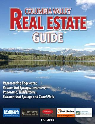 Columbia Valley Real Estate Guide – Fall 2018