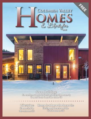 Columbia Valley Homes & Lifestyle 2018