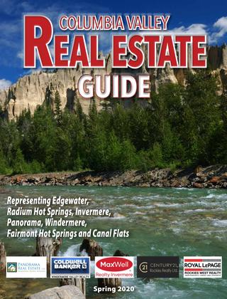 Columbia Valley Real Estate Guide – Spring 2020