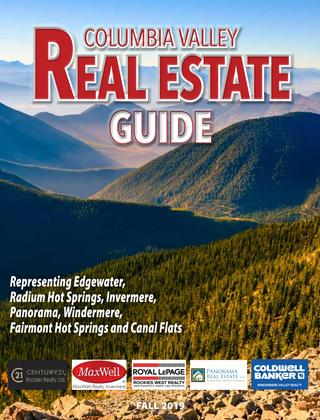 Columbia Valley Real Estate Guide – Fall 2019
