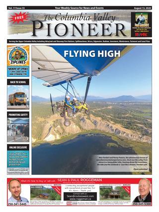 Columbia Valley Pioneer, August 13, 2020