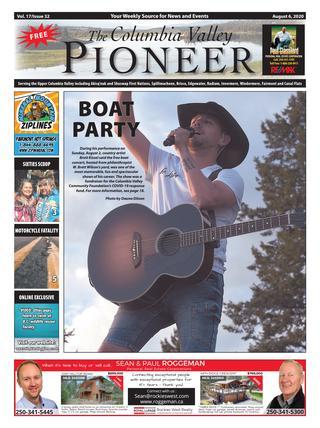 Columbia Valley Pioneer, August 6, 2020