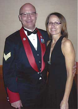 Valley-born police officer earns Order of Merit