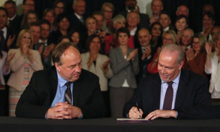 B.C. could be in for a wild political ride ahead