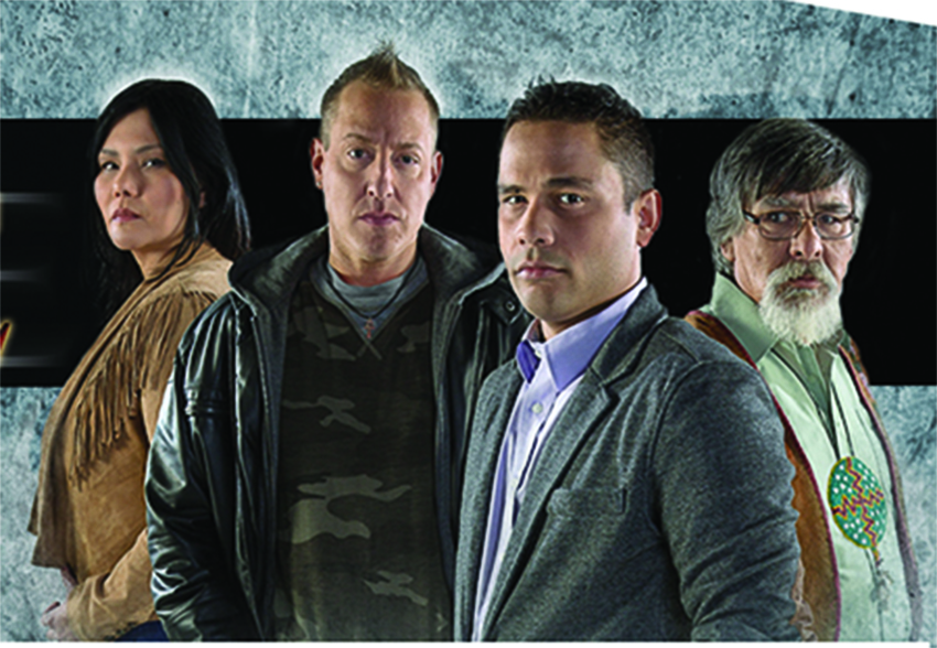 TV show investigates paranormal activity in the valley