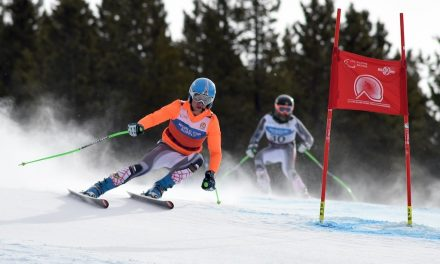 Marcoux claims silver, Canadas second podium at the IPC Alpine Skiing World Championships