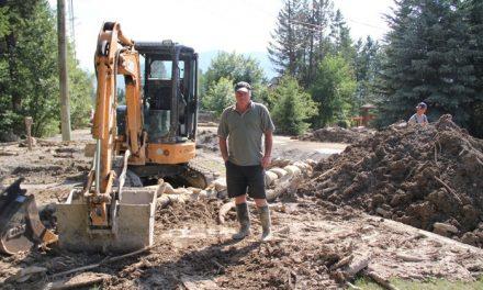 Mudslide devastates Fairmont residents