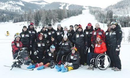 Sit-skier eyes Sochi