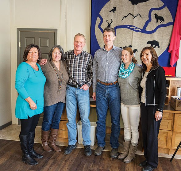 CMH partners with Shuswap Indian Band