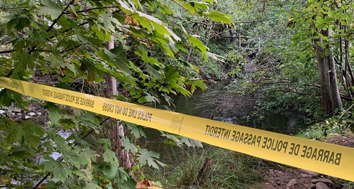 Man, 20, injured after being set on fire while sleeping under Campbell River bridge