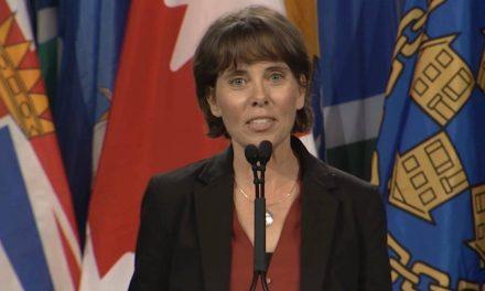 B.C. Green leader says NDP abandoning environmental plan