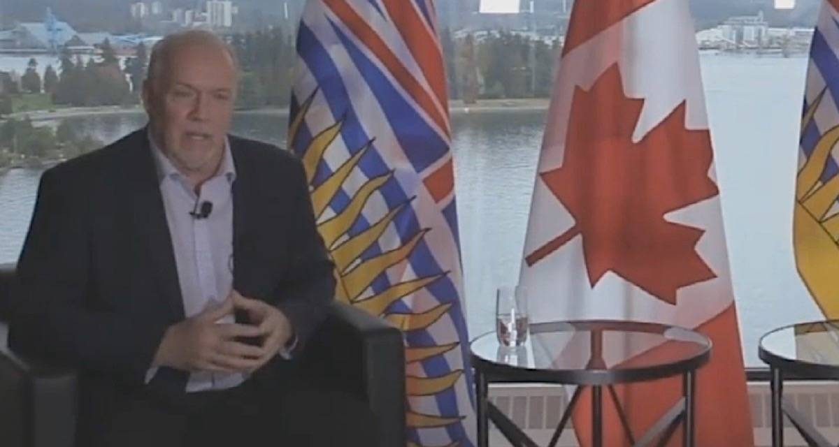 Local councils important, Horgan says as municipal conference ends