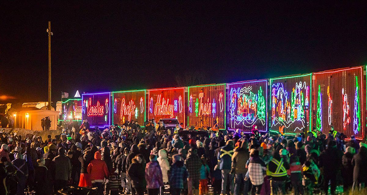 Pandemic derails CP Holiday Train