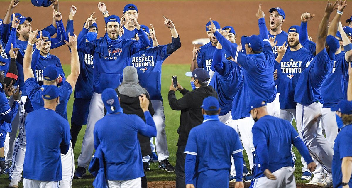 Blue Jays dump Yankees 4-1 to clinch MLB post-season berth