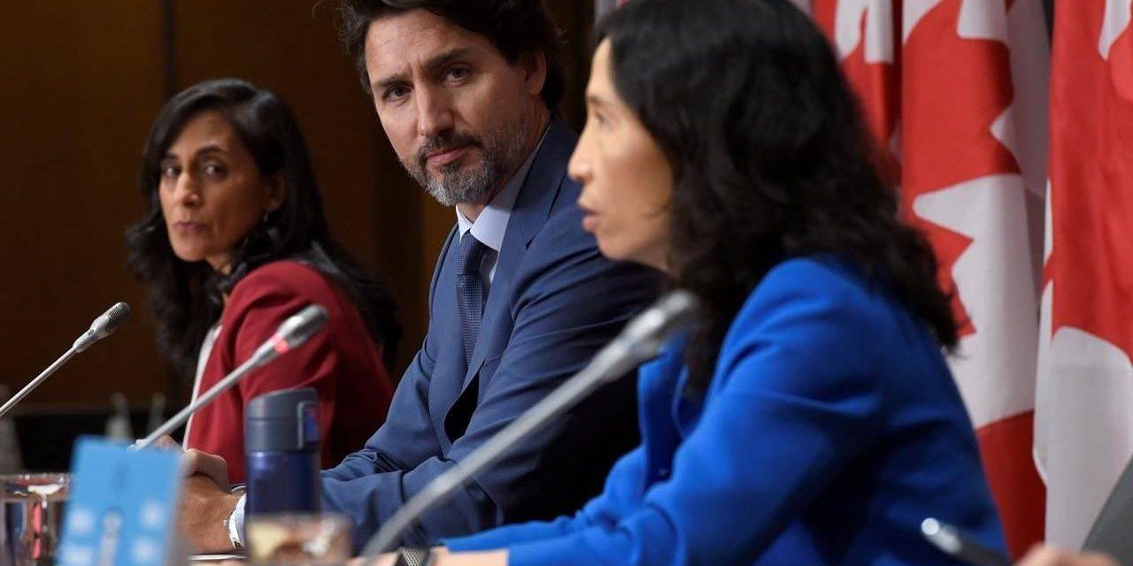 Trudeau stresses vigilance, announces vaccine pact as COVID-19 cases reach 150,000