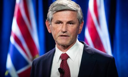 Wilkinson aims to be B.C. premier after cabinet role, working as doctor and lawyer