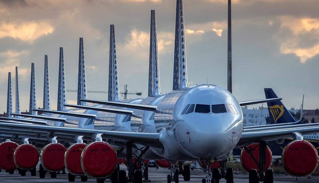 Air travel rebound is not yet on the radar, border services passenger numbers show