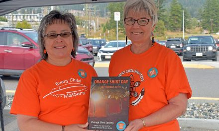 Orange Shirt Society launches first textbook on residential school history