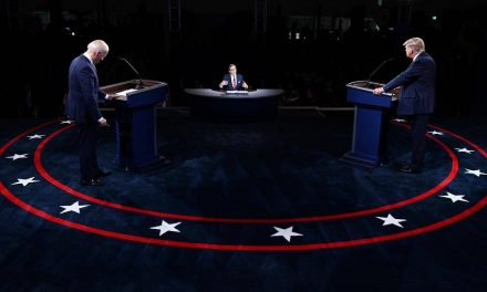 Debate about televised political debates heats up after U.S. presidential 'dumpster fire'