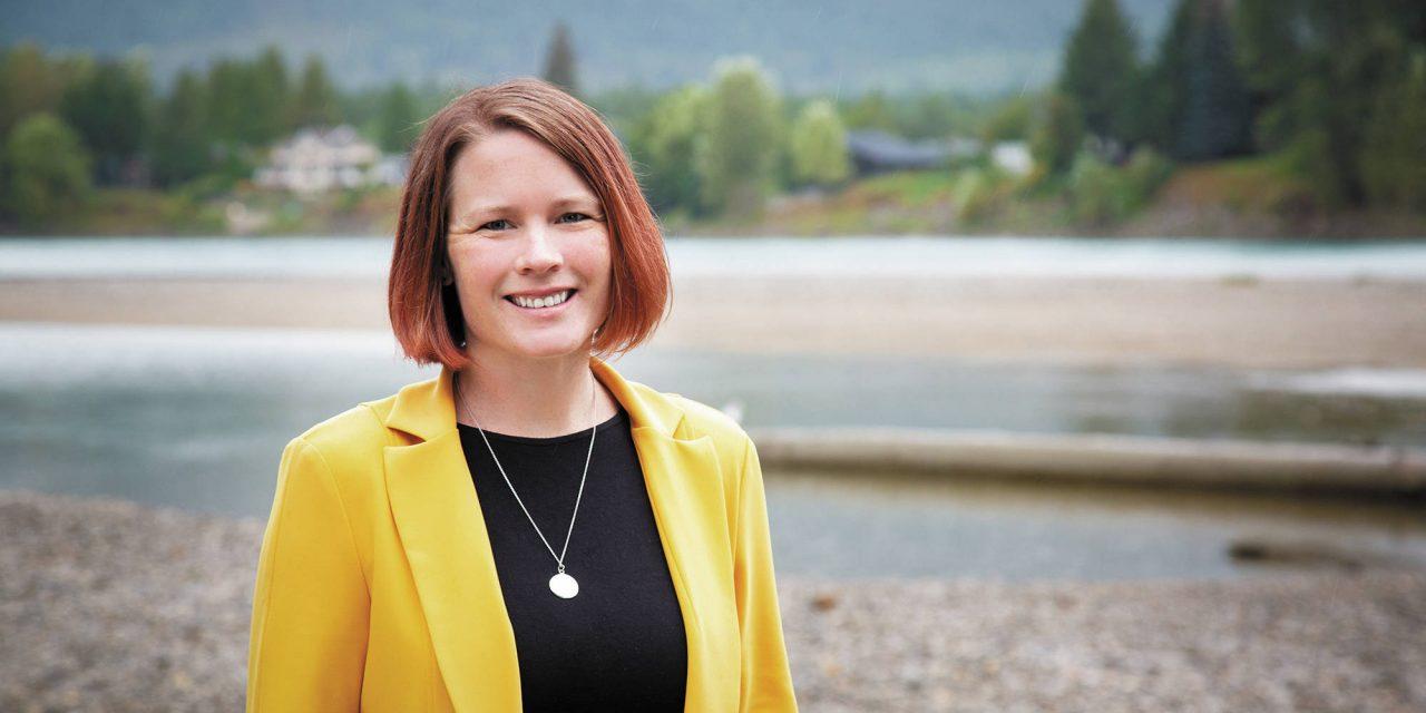 Revelstoke councillor runs as NDP candidate