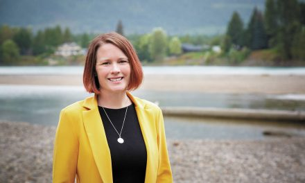 Revelstoke councillor runs as NDP candidate