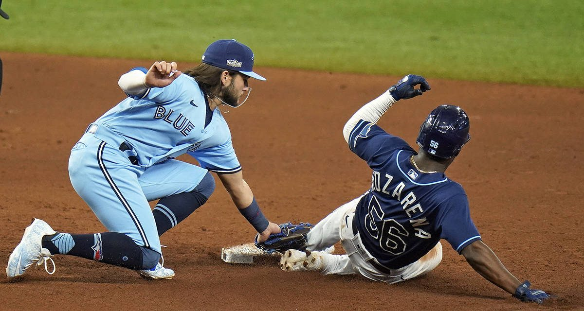 Game over: Toronto Blue Jays ousted from MLB playoffs after 8-2 loss to Rays