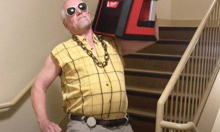 VIDEO: B.C. seniors strut their stuff in campy music video