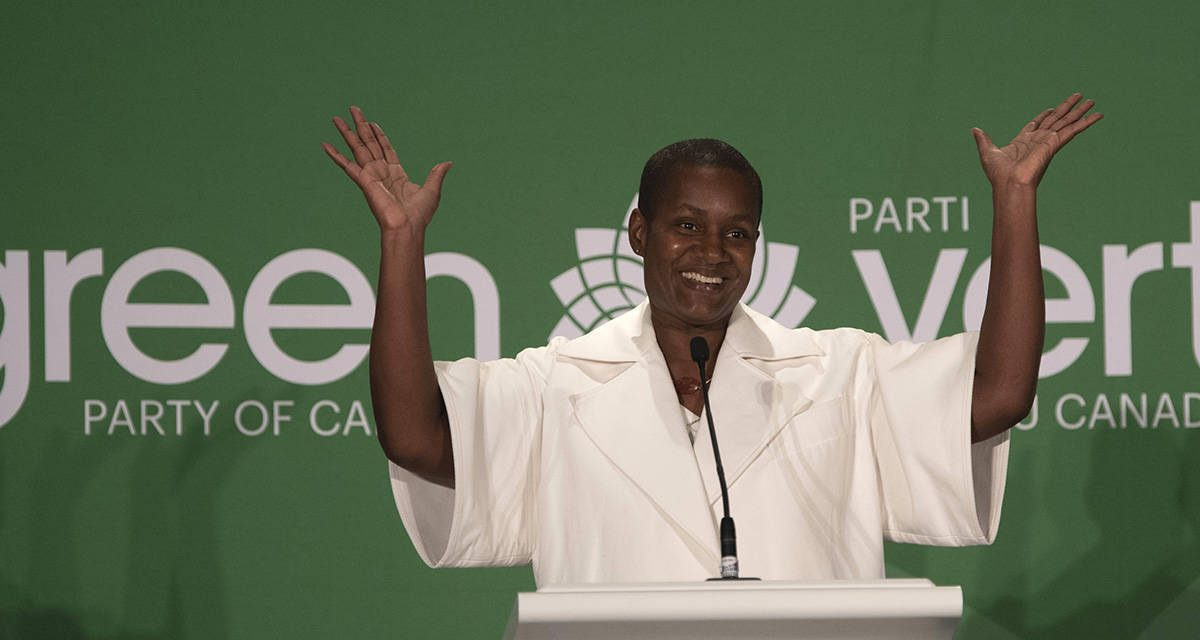 Green Party of Canada chooses Toronto lawyer Annamie Paul as new leader