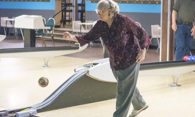 Salmon Arm woman one of the oldest competitive bowlers in Western Canada