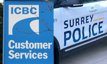NDP promise ICBC rebate as BC Liberals pledge to hold referendum on Surrey policing