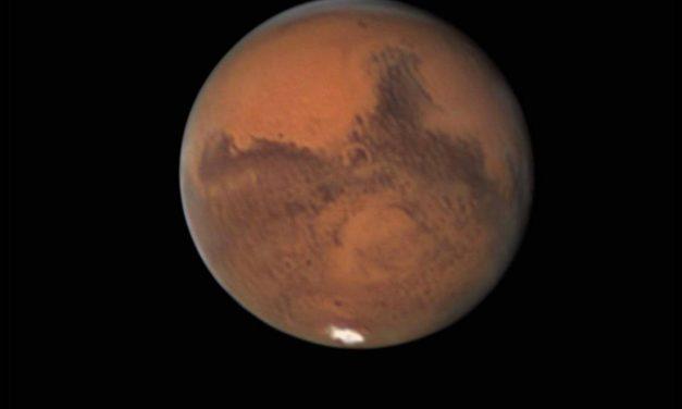 Look for Mars in the Kootenay sky, tonight