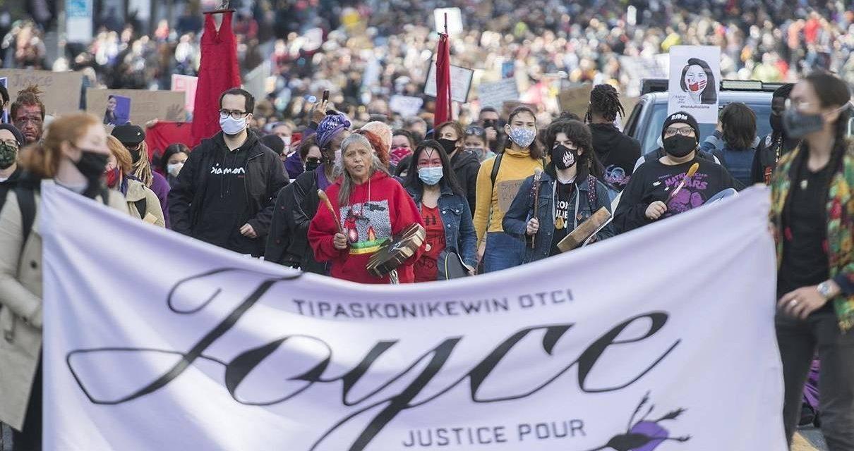 Quebec premier formally apologizes to Joyce Echaquan's family