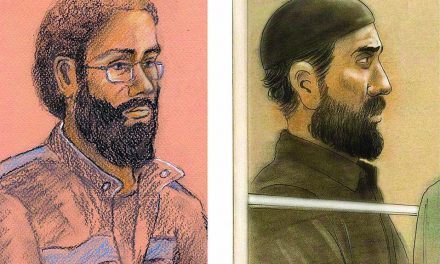Error in Via Rail terror case doesn't warrant new trial, Crown tells Supreme Court